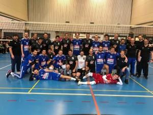 Herren   Volleyfest mit Niederlage